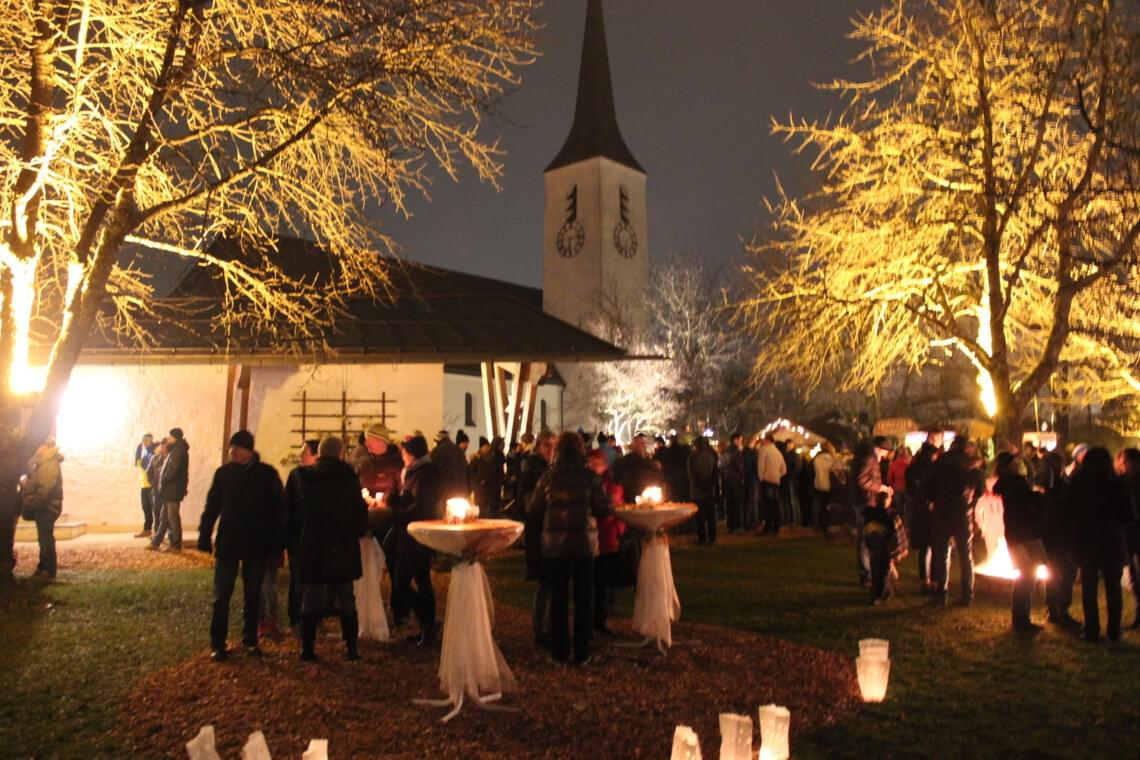 Adventsgarten 2014